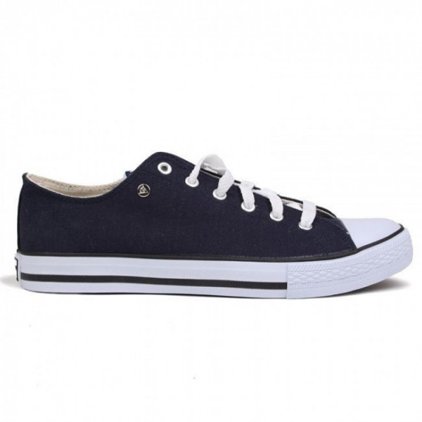 Dunlop Canvas Low Blue