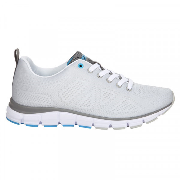 Fashion Sports Sneaker Basic White/Grey (5203-1538)
