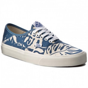 Vans Authentic SF Sneaker Μπλε Λευκό