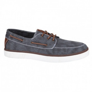 Boras Sailor 3402-1421 Πάνινα Boat Shoes Μπλε