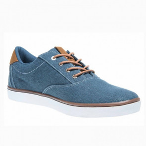 Boras Canvas Denim 5204-1512 Sneaker Μπλε