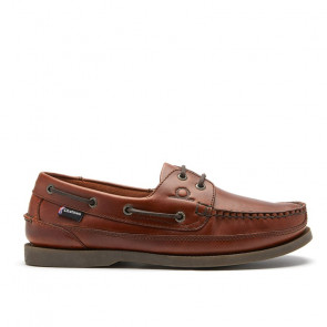 Chatham Kayak II G2 Seahorse Δερμάτινα Boat Shoes Καφέ