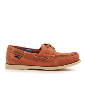 Chatham Compass II G2 Terracoti Δερμάτινα Boat Shoes Καφέ