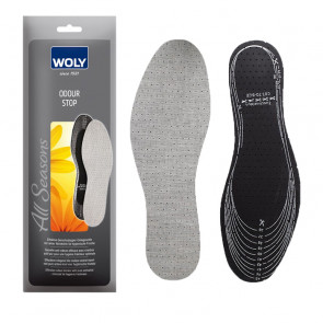 Woly Comfort Insole Odour Stop