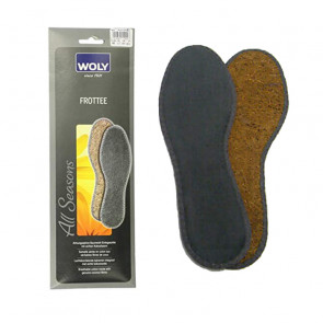 Woly Comfort Insole Frottee