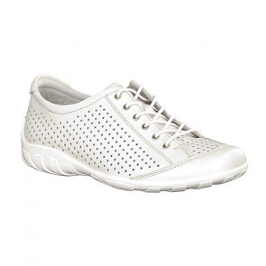 Remonte R3401-80 Leather Sneaker White