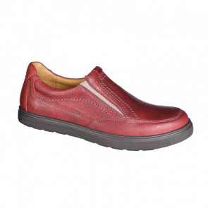 Jomos 31720737565 Leather Comfort Casual Red