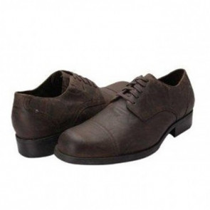 Rockport APM28803 Leather Brown Dress Shoes