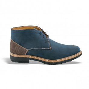 Cockers 61/085 Blue Ankle Boots