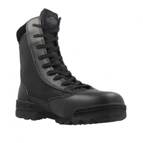 Starforce Combat Hi 3625-0001 Black Military Ankle Boots