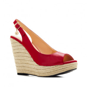 Andres Machado 5429-14 Wedge Red 14cm