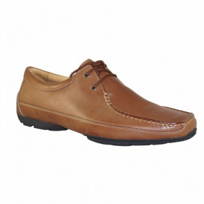 Rockport APM1616 Leather Tan Casual Shoes