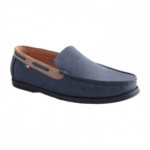Cockers 72/170 Blue Moccasins