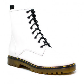 Bigshoes GA8278-02L Ankle Boots White