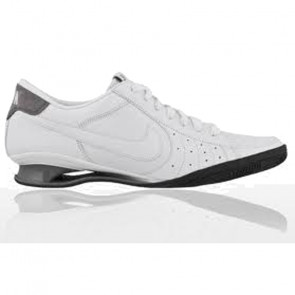 Nike Shox Ignite 358794-112 White Sports Shoes