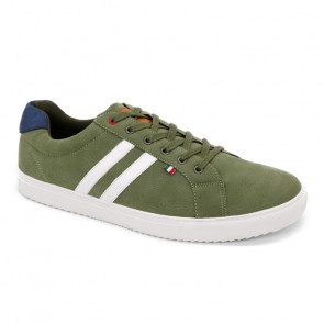 D555 Andreas KS24160 Khaki Sneakers