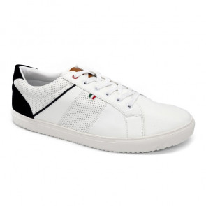 D555 Dennis KS24161 White Sneakers