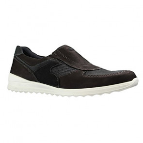 Jomos 319304171 Leather Comfort Casual Shoes Black