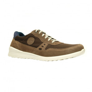 Jomos 3193069302105 Leather Comfort Casual Shoes Brown