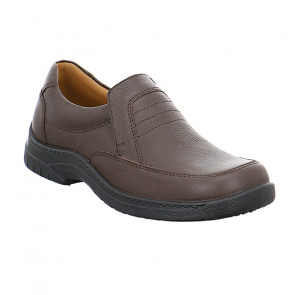 Jomos 40620144355 Leather Comfort Casual Shoes Brown