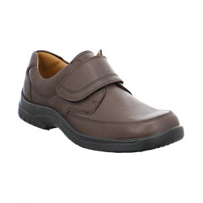 Jomos 40620344355 Leather Comfort Casual Shoes Brown