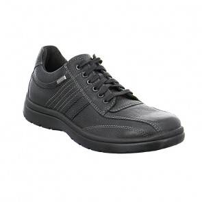 Jomos 46490344000 Leather Comfort Casual Shoes Black