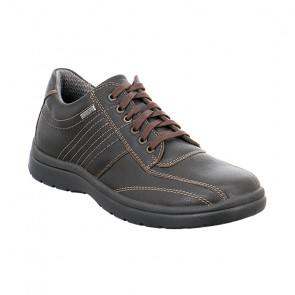 Jomos 46490344370 Leather Comfort Casual Shoes Brown