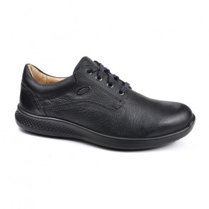 Jomos 32240337000 Leather Comfort Casual Shoes Black