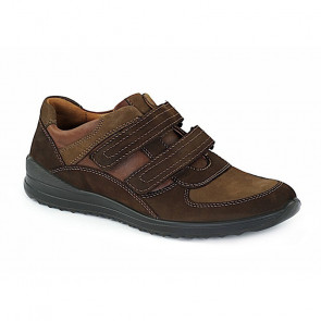 Jomos 3194011733113 Leather Comfort Casual Shoes Brown