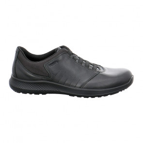 Jomos 322310157000 Leather Comfort Casual Shoes Black