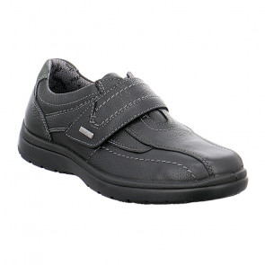 Jomos 4649083830044 Leather Comfort Casual Shoes Black