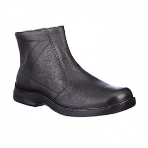 Jomos 40650445000 Leather Ankle Boot Black