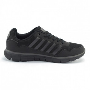 Runners 1627 Sport Shoes Black