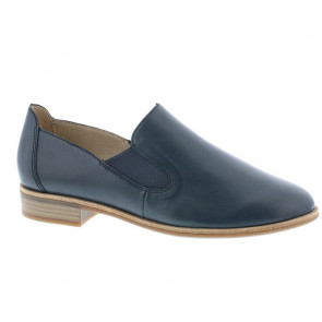 Remonte R2800-14 Leather Moccasin Blue