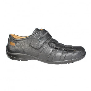 Jomos 31020337000 Leather Comfort Casual Shoes Black