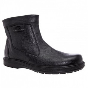 Jomos 45970233000 Leather Ankle Boot Black